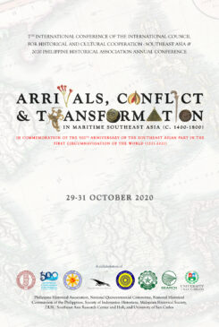 Arrivals, Conflict, & Transformation in Maritime Southeast Asia (c. 1400-1800)        [NO CERTIFICATE]